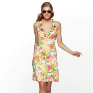 *Lilly Pulitzer* Ramona Dress: Forever Halter